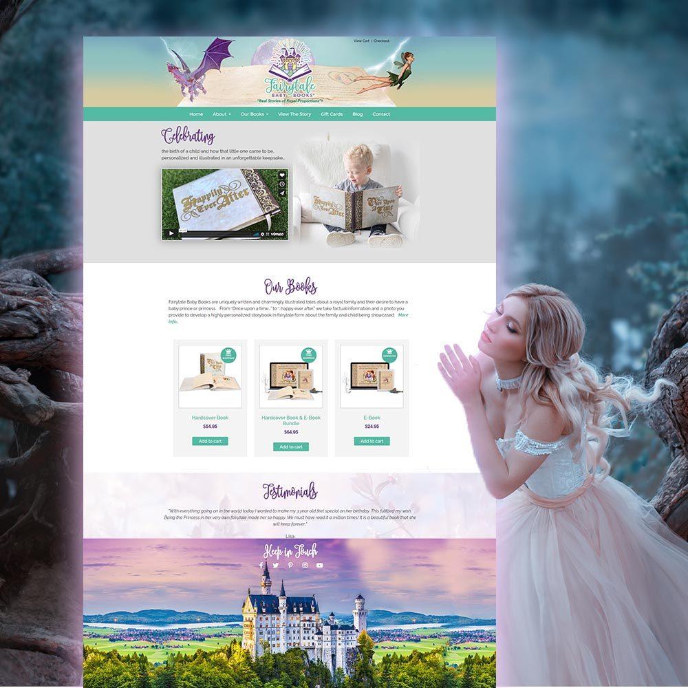 website-design-fairytale
