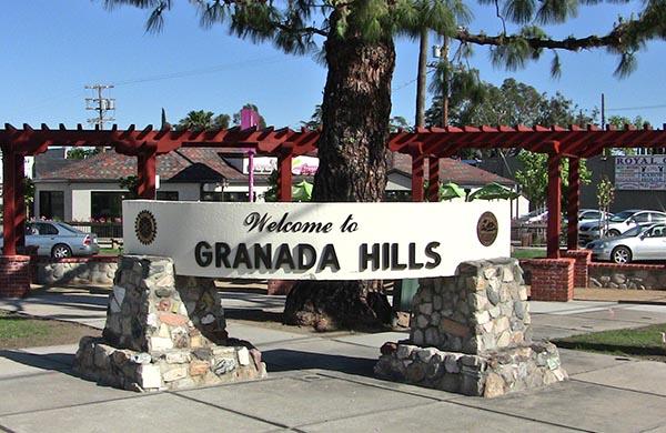granada hills website design