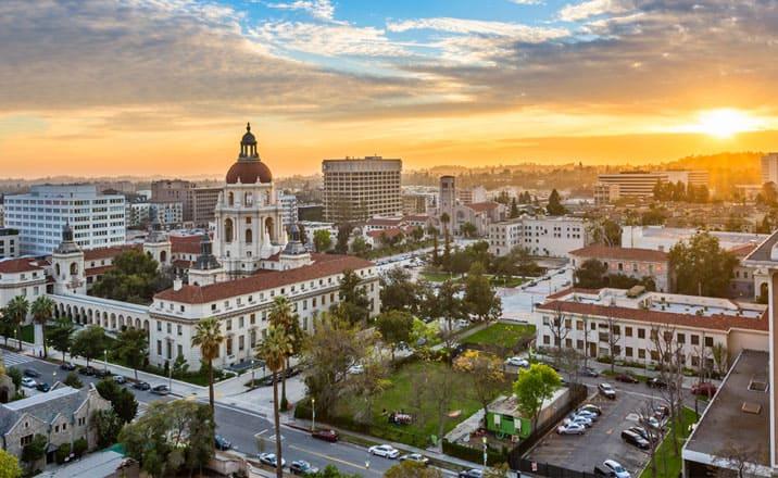 Pasadena website design
